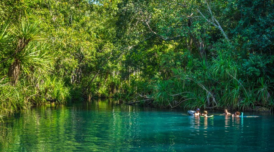 Photographing Berry Springs | NT Australia