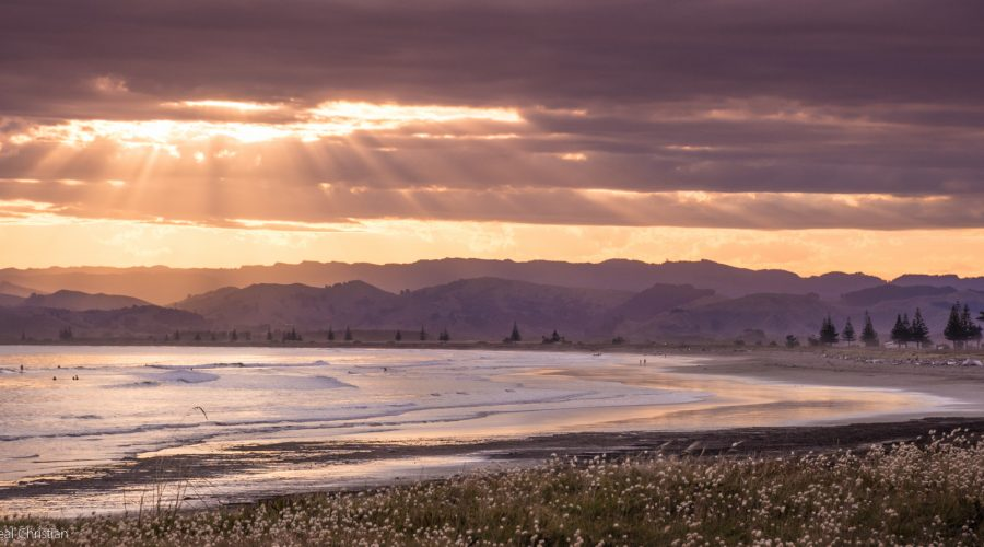 Photo Of The Week: Waikanae Beach | Gisborne NZ