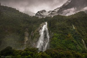 Lady Bowen Falls | Capturing Milford Sounds Tallest Waterfall